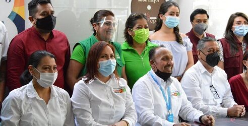 Ventura Demuner arranca campaña rumbo a la Presidencia Municipal de Huatusco