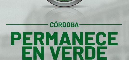 Tras segunda dosis de vacunas antiCOVID, Córdoba se mantiene en color epidemiológico verde