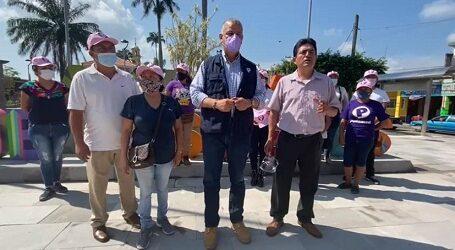 Con el voto de todos, vamos a recuperar la grandeza de Amatlán: William López