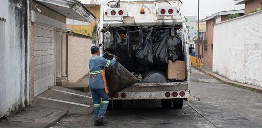 Servicio de recolección de basura quedará resstablecido en 48 horas