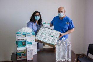 Ayuntamiento de Córdoba realiza donación de insumos médicos a Hospital General Córdoba y Hospital Regional de Río Blanco