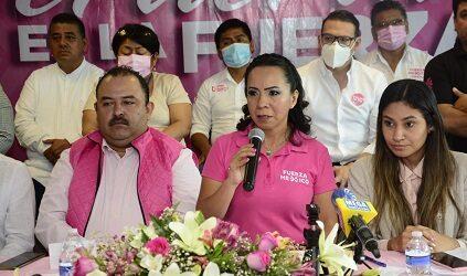 En Fuerza Por México no hay un salvador, ni un redentor, fue la militancia la que hizo que fuera el único partido de nueva creación que conservará su registro.
