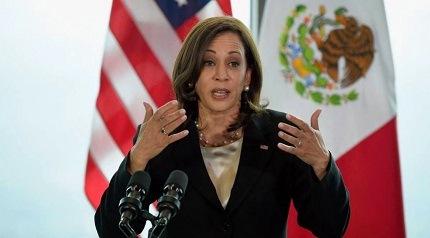 Kamala Harris aclara que se refería sólo a Guatemala en su comentario sobre las ONG