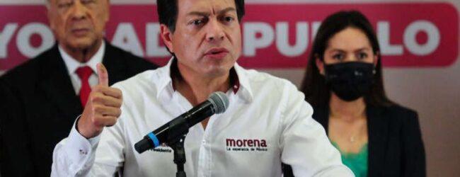 O SEA QUE LUCRARON CON LA PANDEMIA…Tribunal Electoral multa a Morena por apropiarse de campaña de vacunación contra COVID