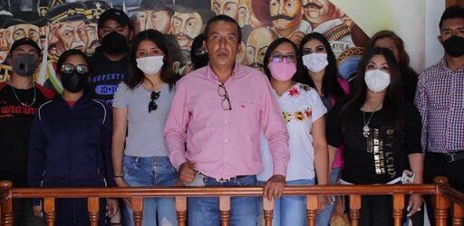 Hacemos responsables al gobernador del estado, por la detención del candidato a diputado local por Perote, Ríos Torralba