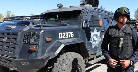 Desaparecen dos policías estatales mientras patrullaban en San Luis Potosí