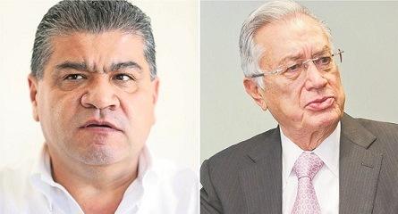 Chocan Bartlett y gobernador de Coahuila por carbón y accidente en Múzquiz