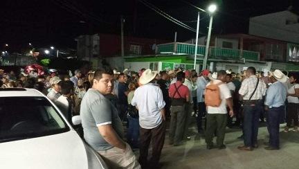 Se podría dar un precedente para el mantenimiento a líneas de conducción de agua, Chama Díaz.