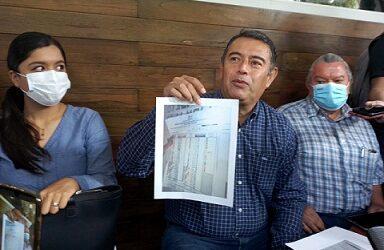 Candidato independiente a la alcaldía de Coatepec, denuncia irregularidades en proceso electoral