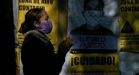 COVID-19 en México: Suman 230 mil 424 muertes por el virus