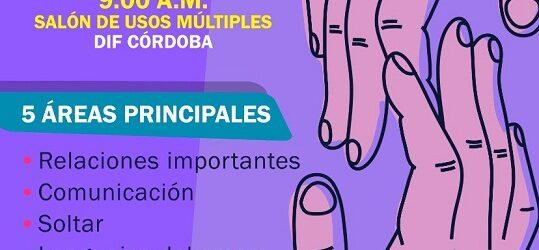 Abre DIF segundo espacio para el taller de relaciones interpersonales