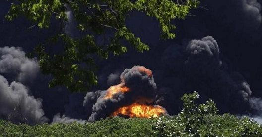 Explota planta química en Illinois, EU; no se reportan heridos