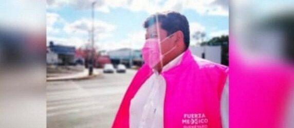 Candidato de Fuerza por México fallece por paro respiratorio