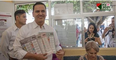 """""""En política no hay coincidencias"""", dice MC tras detención de Sandoval el día de la elección"""