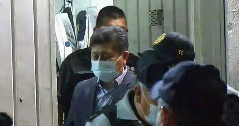 """¿SE LA HABRÁN APLICADO?…Diputado Rubén Cayetano, de Morena, pasa la noche en """"El Torito"""" tras caer en alcoholímetro"""