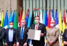 Firman países acuerdo para crear Agencia Latinoamérica del Espacio