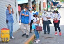 Intensifica DIF-Córdoba campaña de prevención contra COVID 19