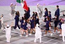 TODA LA SUERTE DEL MUNDO…Así fue la presentación de México en la inauguración de los Juegos Olímpicos