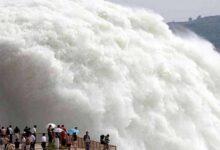 China se prepara para inminente ruptura de presa en Luoyang