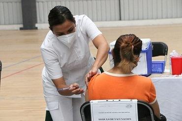 DESPUES DE LA CONSULTA…'Frenón' en vacunación COVID: se aplican 225,747 nuevas dosis