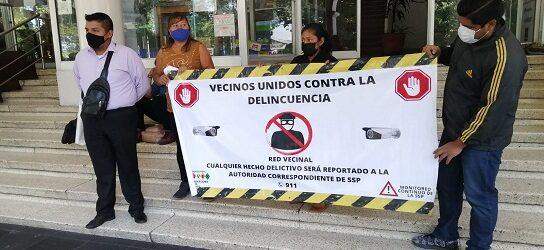 Ante incremento de robos y asaltos en colonias de Xalapa, advierten vecinos que se harán justicia por propia mano