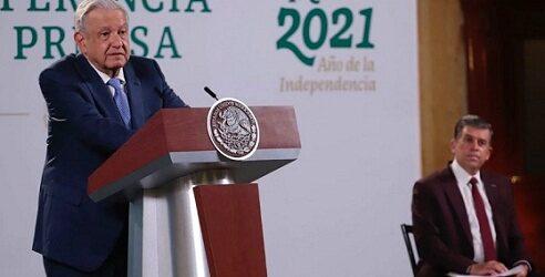 ADVIERTE…No me preocupa para nada que dirigentes de Va por México vayan a la OEA: AMLO