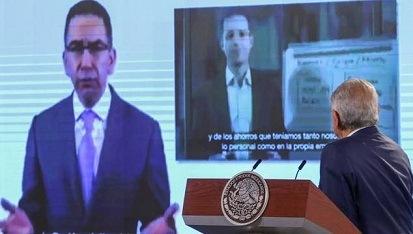 AMLO usa video de Javier Lozano contra Ricardo Anaya