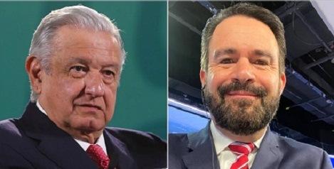 """Pascal Beltrán del Río responde a AMLO por modelo de comer frijoles, tortilla y """"usemos huaraches"""""""
