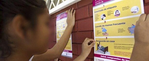 SEP amplía margen de contagios en regla para cerrar escuelas
