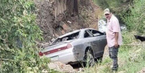 QUE LAMENTABLE…Mueren 3 hermanitos arrastrados por un arroyo en Agua Prieta, Sonora