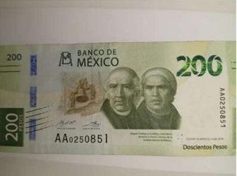 ¡Revisa tu cartera! Nuevo billete de 200 pesos se vende hasta en 8 mil pesos en internet