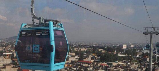 "¿Estara pagando porra""…Presidenta, presidenta"", entre porras Sheinbaum inaugura línea 2 del Cablebús en Iztapalapa"