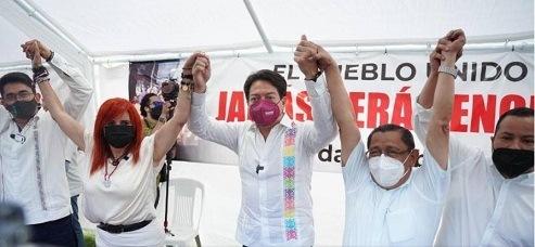 """Recuento de votos en Campeche: """"No hay una sola boleta falsa"""", asegura Morena"""