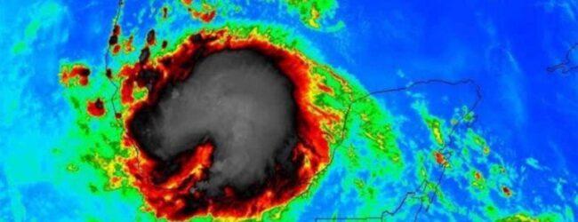 'Grace' azotará con fuertes lluvias a Veracruz, Puebla y otros estados