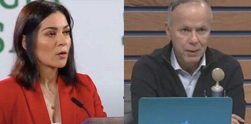 Elizabeth García presenta información falsa a AMLO para atacar y descalificar: Ciro Gómez Leyva