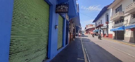 Por incremento de robos y asaltos de comercios del  centro de Xalapa, empresarios piden mayor seguridad