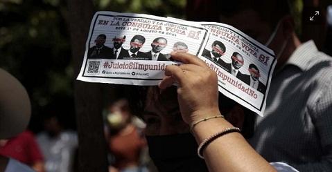 Financial Times critica justicia selectiva de AMLO en consulta popular