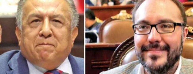Aprueban extra para desafueros de Saúl Huerta y Mauricio Toledo