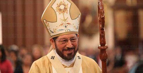 Fallece está mañana el Arzobispo de Xalapa Monseñor Hipólito Reyes Larios