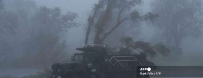 """VIDEO. El """"extremadamente peligroso"""" huracán Ida toca tierra en Luisiana"""
