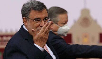 Renuncia Julio Scherer Ibarra a la Consejería Jurídica de Presidencia