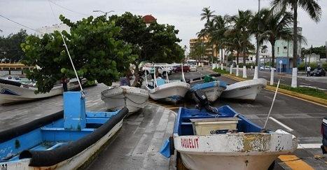 """Conagua alerta que remanentes de """"Grace"""" podrían originar ciclón en costas de Jalisco"""