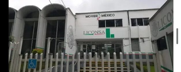 Planta Xalapa de LICONSA foco de infección de COVID-19