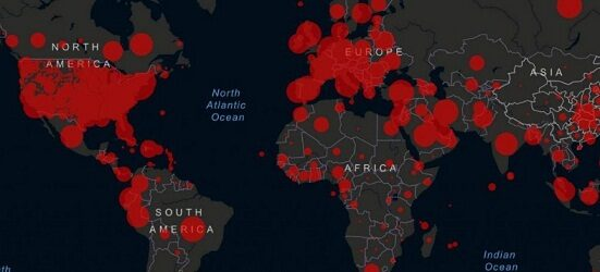 Reino Unido registra el mayor número diario de muertes por Covid desde marzo. Sigue el mapa en tiempo real