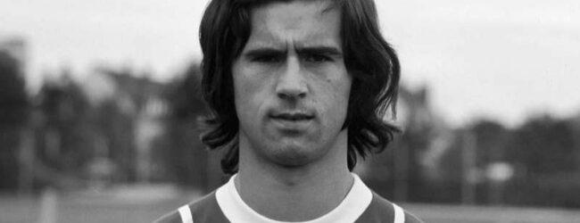 Murió Gerd Müller, campeón del mundo y leyenda de Alemania