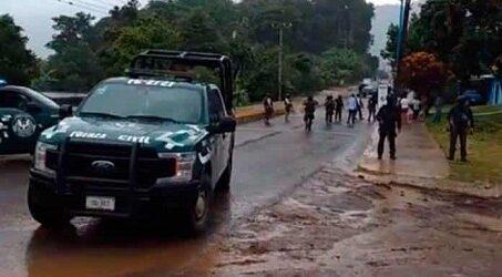 A un mes del asesinato de los jóvenes de La Patrona, gobierno  estatal, SSP y FGE encubren a policías, denuncian familiares