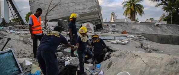 Cifra de muertos por sismo en Haití sube a 724