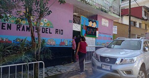 Decenas de escuelas de Xalapa no iniciaron este lunes el ciclo escolar 2021-2022