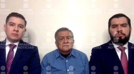 Saúl Huerta, diputado desaforado, reaparece en entrevista con Ciro Gómez Leyva