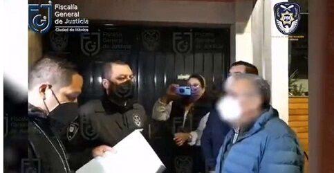 """""""Voy a leerle la cartilla…"""". Así fue la entrega y el arresto de Saúl Huerta"""